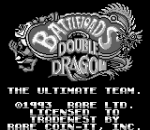 Battletoads-Double Dragon title screenshot