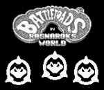 Battletoads in Ragnarok's World title screenshot