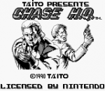 Chase H.Q. title screenshot