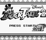 DuckTales 2 title screenshot