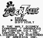 DuckTales title screenshot