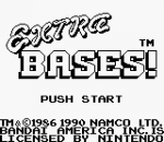 Extra Bases! title screenshot