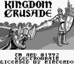 Kingdom Crusade title screenshot