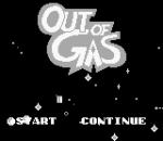 Out of Gas title screenshot