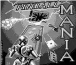 Pinball Mania title screenshot