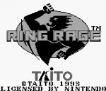 Ring Rage title screenshot