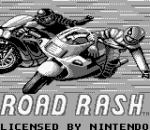 Road Rash title screenshot