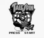 TaleSpin title screenshot