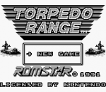 Torpedo Range title screenshot