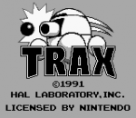 Trax title screenshot
