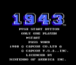 1943 - The Battle of Midway title screenshot