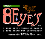 8 Eyes title screenshot