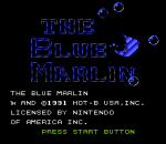 Blue Marlin, The title screenshot