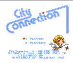 City Connection title screenshot