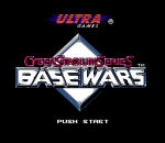 Cyber Stadium Series - Base Wars title screenshot