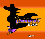 Darkwing Duck title screenshot