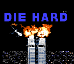 Die Hard title screenshot