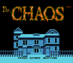 Dr. Chaos title screenshot