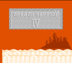 Dragon Warrior IV title screenshot