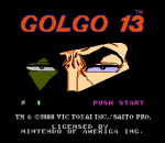 Golgo 13 - Top Secret Episode title screenshot