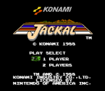 Jackal title screenshot