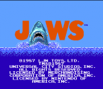 Jaws title screenshot