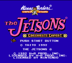 Jetsons, The - Cogswell's Caper title screenshot