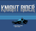 Knight Rider title screenshot