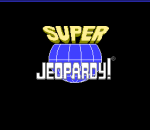 Super Jeopardy! title screenshot