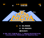 Terra Cresta title screenshot