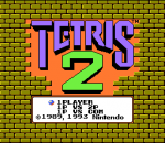 Tetris 2 title screenshot