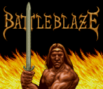 Battle Blaze title screenshot
