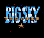 Big Sky Trooper title screenshot