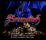 Brandish title screenshot