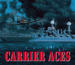 Carrier Aces title screenshot
