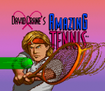 David Crane's Amazing Tennis title screenshot