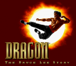 Dragon - The Bruce Lee Story title screenshot