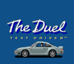 Duel, The - Test Drive II title screenshot