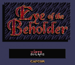 Eye of the Beholder title screenshot