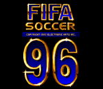 FIFA Soccer '96 title screenshot