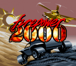 Firepower 2000 title screenshot