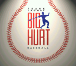 Frank Thomas Big Hurt Baseball title screenshot