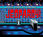 Jeopardy! - Deluxe Edition title screenshot