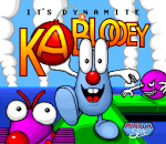 Ka-blooey title screenshot
