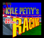 Kyle Petty's No Fear Racing title screenshot