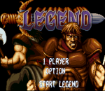Legend title screenshot