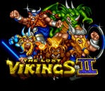 Lost Vikings 2, The title screenshot