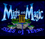 Might and Magic III - Isles of Terra title screenshot