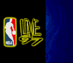 NBA Live' 97 title screenshot