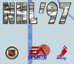 NHL '97 title screenshot